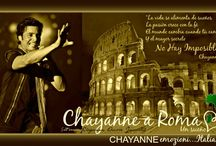 Chayanne emozioni Italia Fans / Fotos Fan Page Chayanne emozioni Italia Fans