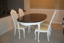 Dining Table Redo