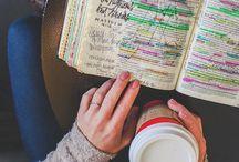 B I B L E / Tips and scriptures