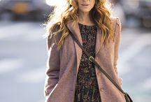 Frances - Divorce / Sarah Jessica Parker style at Divorce HBO