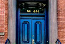 Drzwi wejściowe / Przykłady drzwi wejściowych