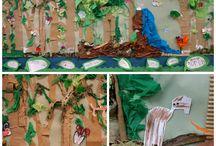 Jeanie Baker collage ideas
