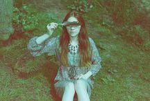'Patchouli Garden' - SS16 Lookbook / Shot by beckybroodbakker.co.uk