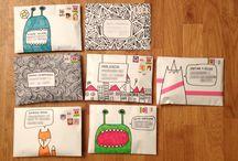 Inspiration: snail mail <3