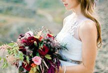 Wedding - Flowers / Flowers / by Elizabeth Lewis
