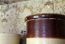 Cántaros de ceramica