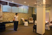 Hotel Kriopigi Indoor | Halkidiki