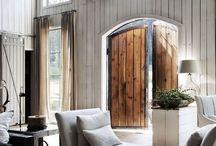 Home / Barn house
