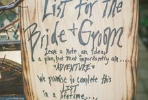 Bucket List / by Liz MacDonnell