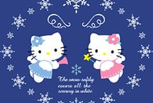 "hєllσ kíttч ~suivre / Hello Kitty was born in the suburbs of London. She lives with her parents and her twin sister Mimmy who is her best friend. Her hobbies include baking cookies and making new friends. As she always says, ""you can never have too many friends!"""