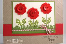 Stampin...Cards and more!