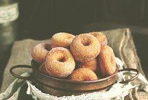 delicias al paladar de dónuts