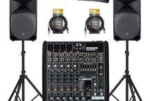 """Houston DJ Equipment Rental"""