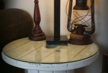 lamp table ideas