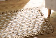 Crochet Rugs / by Janice Vanerwegen