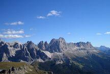 Dolomiten / UNESCO Weltnaturerbe der Dolomiten. Leben in einem der begehrtesten Lebensräume der Welt. Ich schätze mich darüber sehr glücklich.