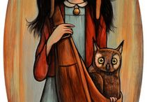 All things Owls / by Audrey Amaro