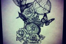 Tattoos For Me / Tattoos I like and I could have