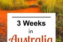 Australia Trip!