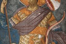 Icons of Saints Ikony Świętych