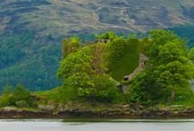 Old castle of my McLachlan Clan
