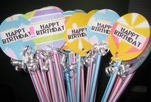Birthday/Party Ideas / by Tiffany Whitus
