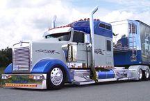 Trucks / Trucks with trailers