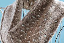 Knit Gnat cowls