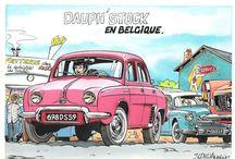 European cars posters