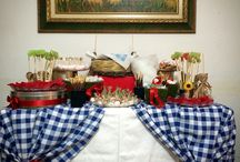 Wizard of Oz / Ideas for party