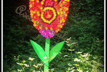 Art au jardin