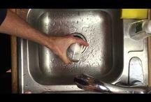Eggs - how to peel hard boiled eggs