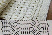 かぎ針 編み図