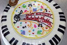 Work- or Hobby-inspired Cakes