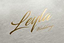 Leyla Wedding / Logo ve Web Arayüz Tasarımı