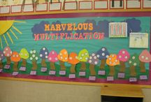 Bulletin Board Ideas / This is for any educator who needs a little inspiration for their bulletin boards.
