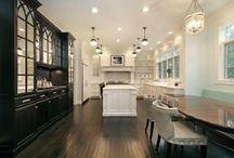 home // kitchen / by Angie Warren
