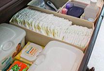 Organising: Kids room