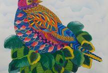 Millie Marotta / adult colouring