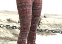 Knitting - Legwarmers/Long Underwear/Boot Toopers