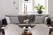 tapis de salon gris