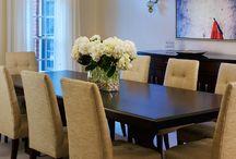 Dining room / by LaShanta' Cox