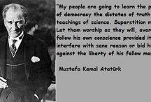 Atatürk quotes