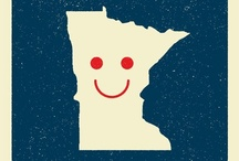 home state- MN / by Sara Anderson