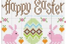 Ricamo Pasqua