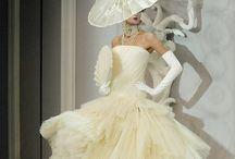 * haute couture