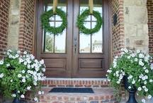 Front door/Entryway