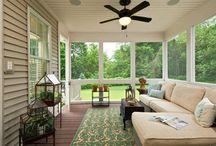 Sunroom Ideas (new house)