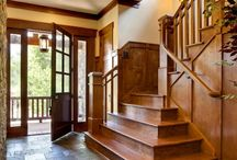 Foyers / by Michael Lee - Builder of Homes and Villas
