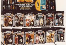 Vintage Star Wars Toys  / Wow